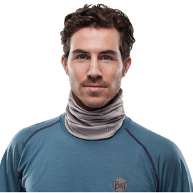 Buff Coolnet UV+ Insect Shield Neckwear grey